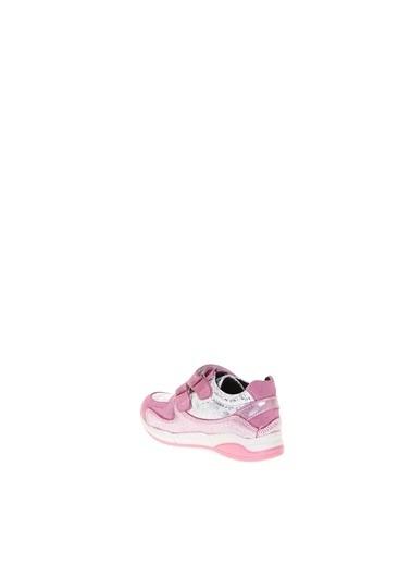 Pink&Orange Spor Ayakkabı Gümüş